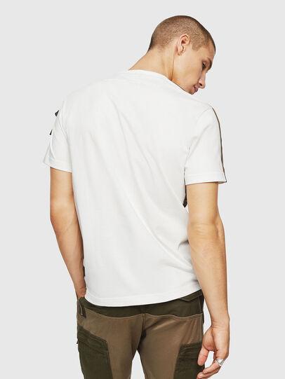 Diesel - T-VAS, White - T-Shirts - Image 2