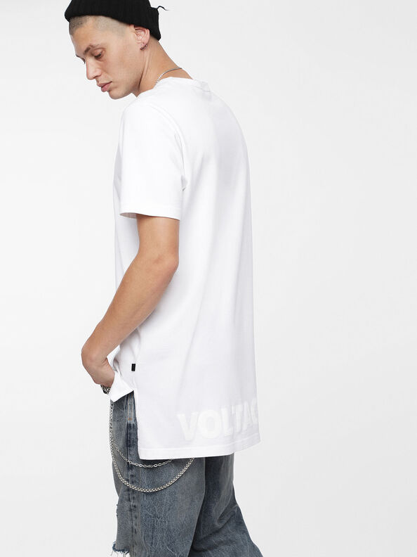 T-GULLER, White - T-Shirts