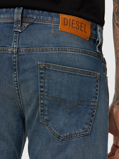 Diesel - Larkee Jeans 009EI, Medium Blue - Jeans - Image 3