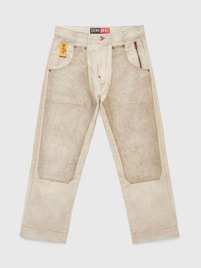 Diesel - DxD-5, White - Pants - Image 1