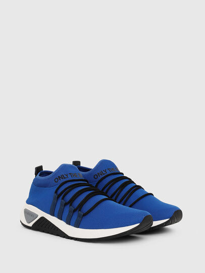 Diesel - S-KB SL II, Brilliant Blue - Sneakers - Image 2