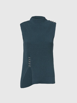 M-ESSIE, Water Green - Sweaters
