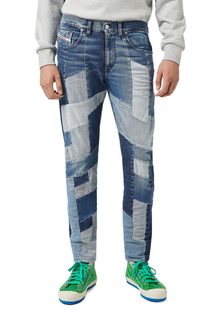 D-Strukt Slim Jeans 09A91,