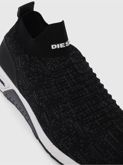 Diesel - S-KB ATHL SOCK W, Black - Sneakers - Image 5