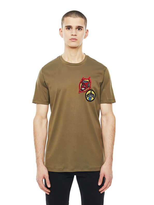 TY-PATCHES,  - T-Shirts