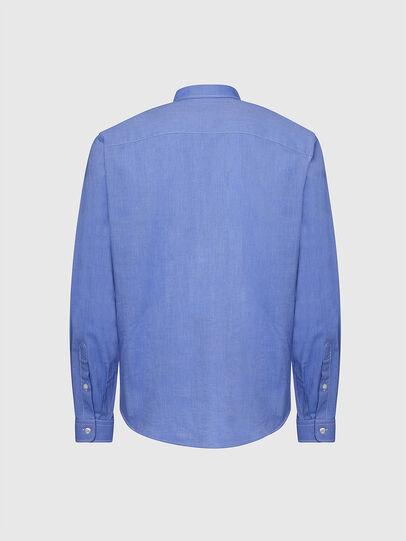 Diesel - S-JAMES, Blue - Shirts - Image 2