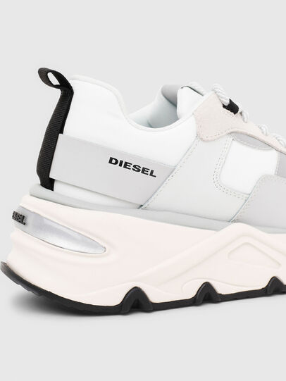 Diesel - S-HERBY LOW, White - Sneakers - Image 6