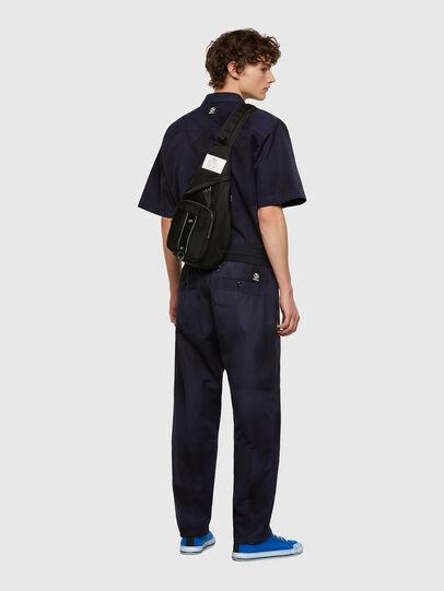 Diesel - SPOOK, Black - Backpacks - Image 6