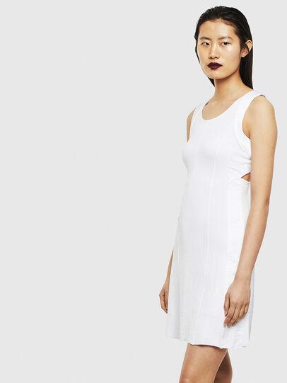 Diesel - D-AZURILE, White - Dresses - Image 4