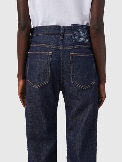Diesel - D-Air Boyfriend Jeans 09B28, Dark Blue - Jeans - Image 4
