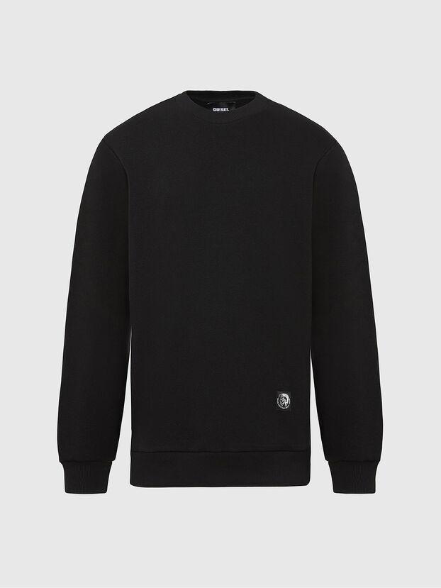 S-GIRK-MOHI, Black - Sweatshirts