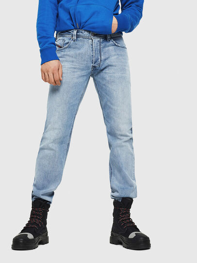 Diesel - Larkee C81AL, Light Blue - Jeans - Image 4