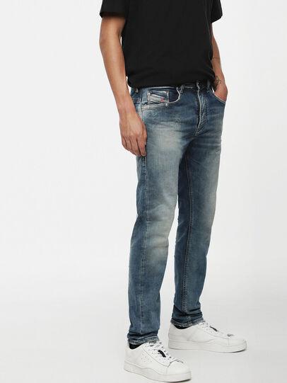 Diesel - Thommer JoggJeans 084YQ, Medium blue - Jeans - Image 1