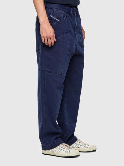 Diesel - D-Franky 0EEAX, Medium Blue - Jeans - Image 5