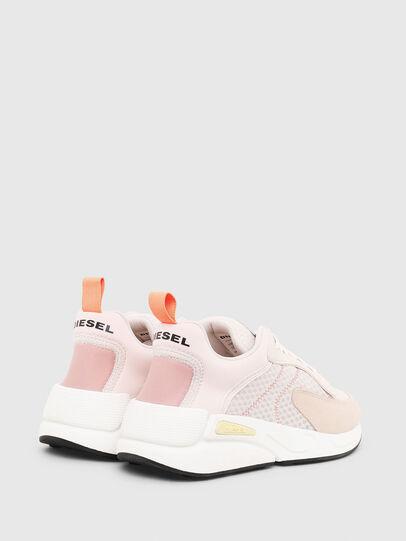 Diesel - S-SERENDIPITY LOW W, Pink - Sneakers - Image 3