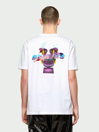 Diesel - T-JUBIND-SLITS-E1,  - T-Shirts - Image 2