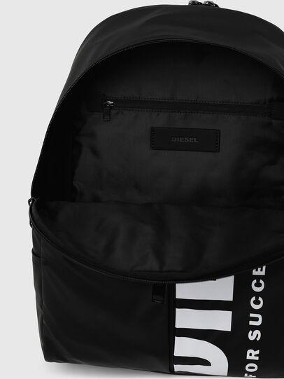 Diesel - BOLD BACK III, Black - Backpacks - Image 6
