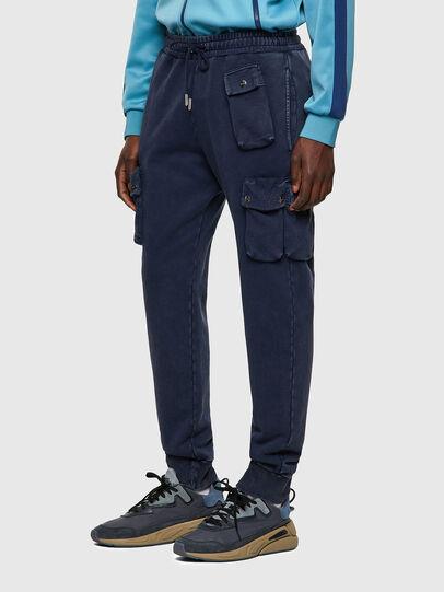 Diesel - P-TARPOCK, Dark Blue - Pants - Image 5