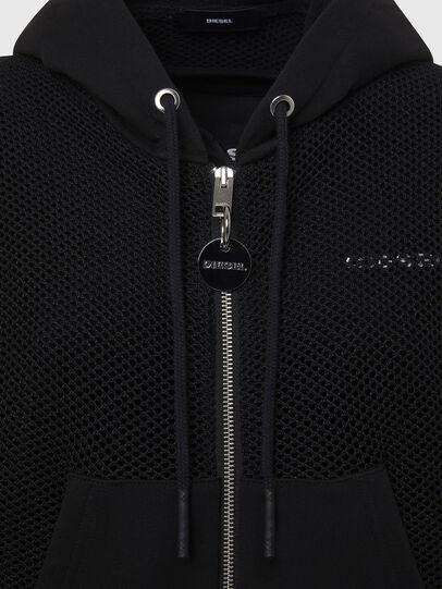 Diesel - M-ROXIE, Black - Sweaters - Image 3