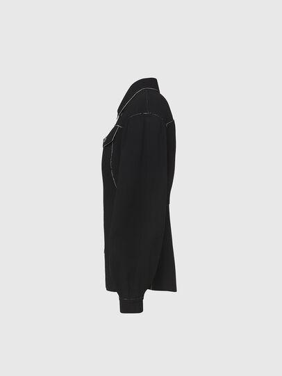 Diesel - G-ALBA, Black - Jackets - Image 3