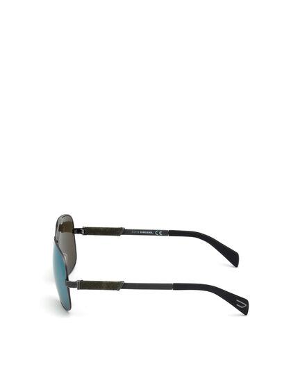 Diesel - DL0088, Black - Sunglasses - Image 4