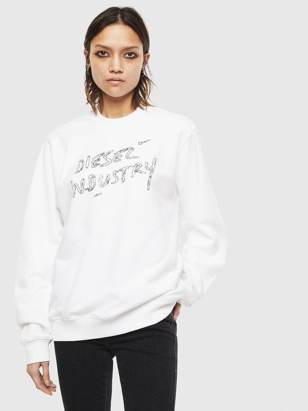 F-ANG-S3, White - Sweatshirts