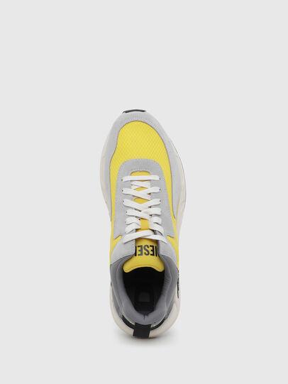 Diesel - S-SERENDIPITY LOW CU, Grey/Yellow - Sneakers - Image 6