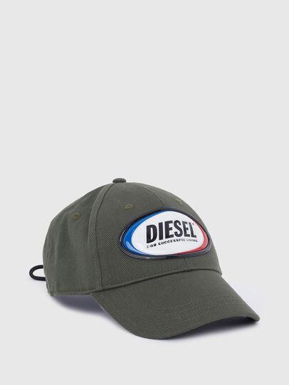 Diesel - C-DIAZ, Military Green - Caps - Image 1