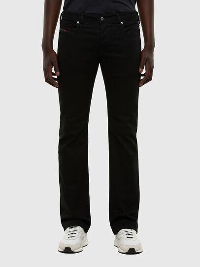 Diesel - Zatiny Bootcut Jeans 0688H, Black/Dark Grey - Jeans - Image 1