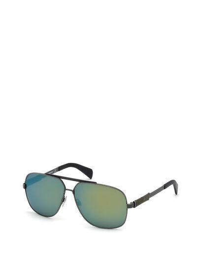 Diesel - DL0088, Black - Sunglasses - Image 3