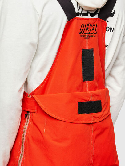 Diesel - P-JUMP, Orange - Jumpsuits - Image 3