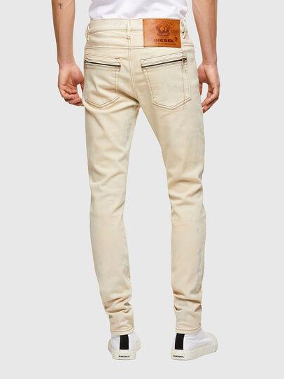 Diesel - D-Amny Skinny Jeans 009VJ, White - Jeans - Image 2