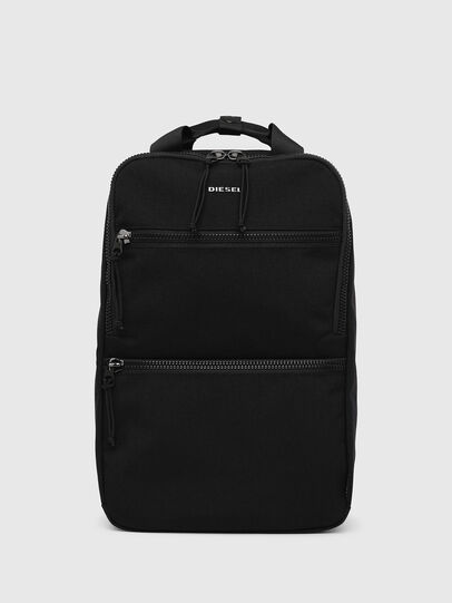 Diesel - GINKGO, Black - Backpacks - Image 1