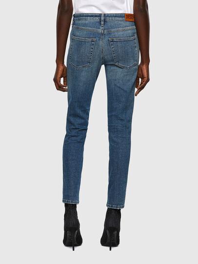 Diesel - Babhila Slim Jeans 09A01, Medium Blue - Jeans - Image 2