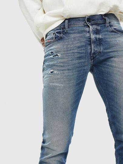 Diesel - Tepphar 0090L, Medium Blue - Jeans - Image 3