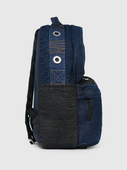Diesel - DHORIAN C, Blue - Backpacks - Image 3