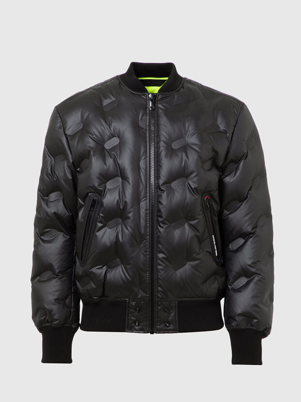 W-ON-THERMO, Black - Winter Jackets