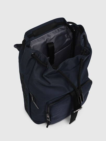Diesel - RIESE, Dark Blue - Backpacks - Image 5