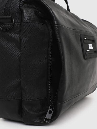 Diesel - D-SUBTORYAL BRIEF, Black - Briefcases - Image 4