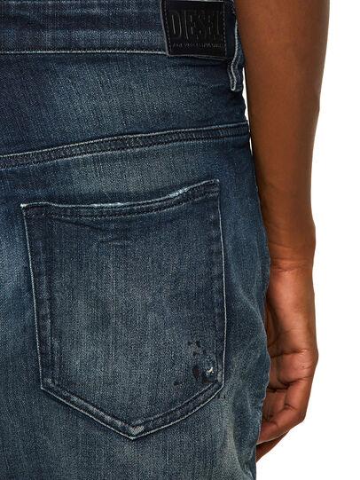 Diesel - Fayza Boyfriend JoggJeans® 09B50, Dark Blue - Jeans - Image 4