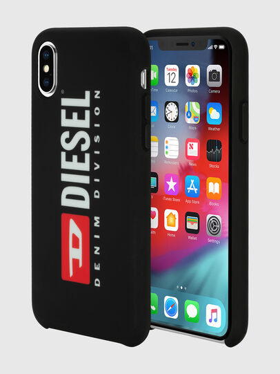Diesel - DIESEL PRINTED CO-MOLD CASE FOR IPHONE XS & IPHONE X,  - Cases - Image 1