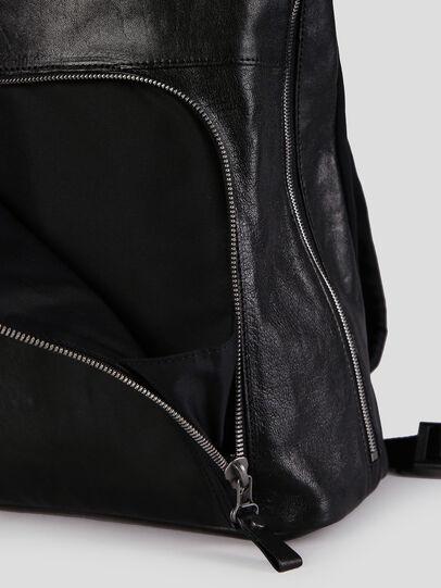 Diesel - L-L4BACK, Black - Backpacks - Image 3