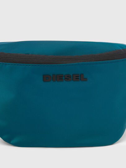 Diesel - F-SUSE BELT DM, Light Blue - Belt bags - Image 4