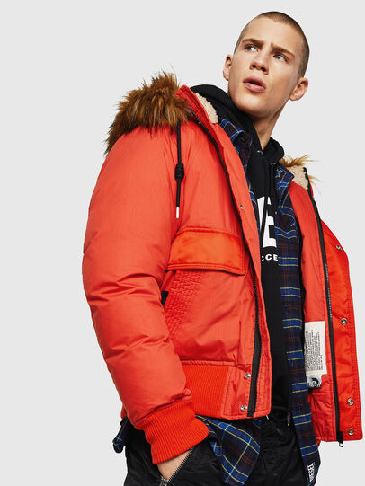 Diesel - W-BURKISK,  - Winter Jackets - Image 4