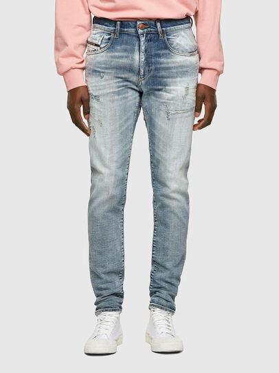 Diesel - D-Strukt Slim Jeans 009UI, Light Blue - Jeans - Image 1