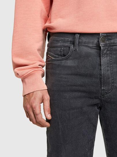 Diesel - D-Amny Skinny JoggJeans® 09A74, Black/Dark Grey - Jeans - Image 4