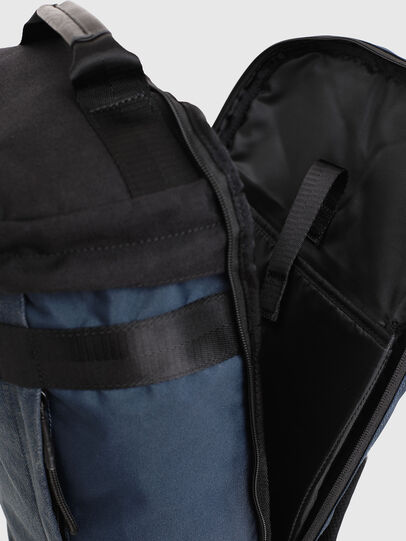 Diesel - PIEVE, Dark Blue - Backpacks - Image 4