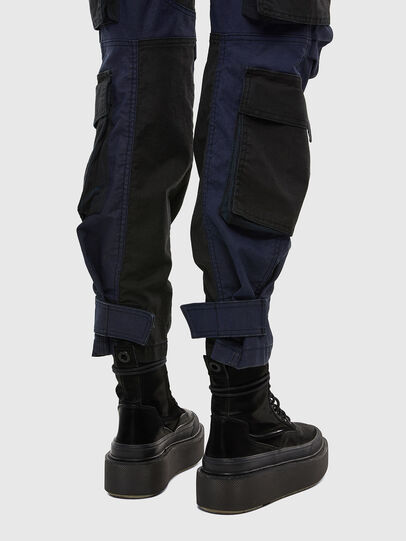 Diesel - D-Kiki JoggJeans® 009KM, Negro/Gris oscuro - Vaqueros - Image 6