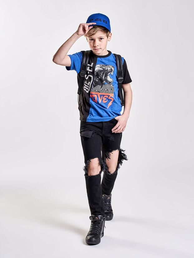 MHARKY-J, Black Jeans - Jeans