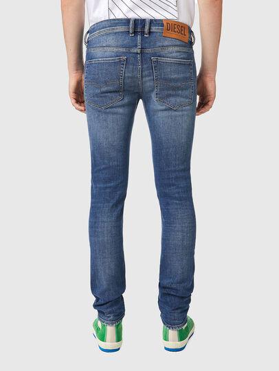Diesel - Skinny Jeans 09A86, Light Blue - Jeans - Image 2
